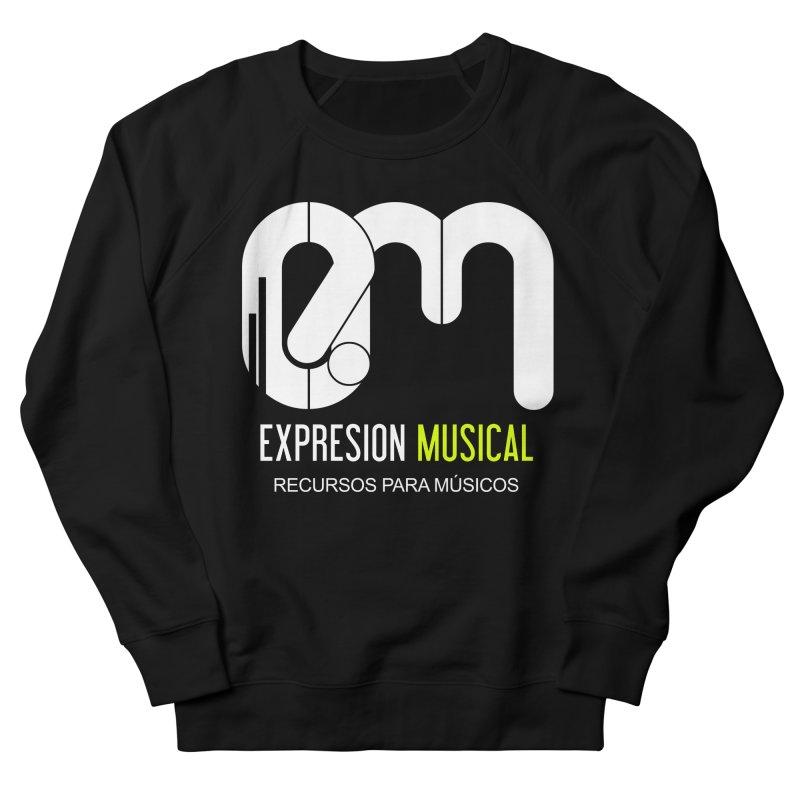 Playera EM  Men's Sweatshirt by Expresión Musical