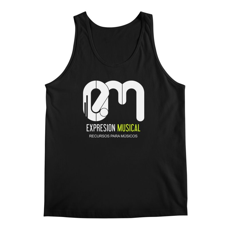 Playera EM  Men's Tank by Expresión Musical