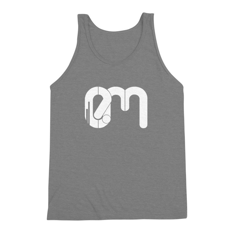 Playera Oficial EM Men's Triblend Tank by Expresión Musical
