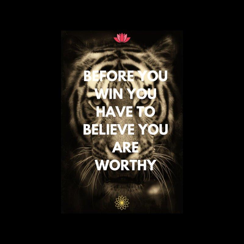 Believe!!! Men's Zip-Up Hoody by extraordinaryLifeProject's Artist Shop
