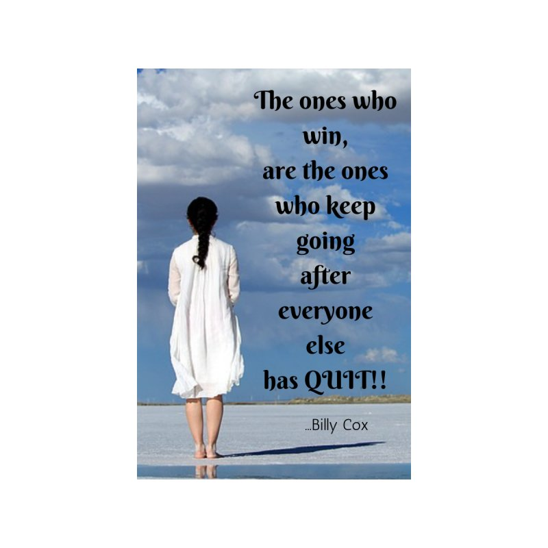 Keep going... Home Mounted Acrylic Print by extraordinaryLifeProject's Artist Shop