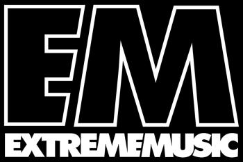 EXTREME MUSIC MERCH Logo