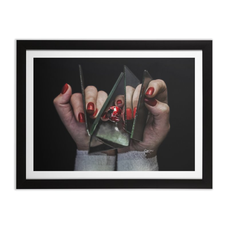 Your Beauty. Home Framed Fine Art Print by Extreme Toast's Artist Shop