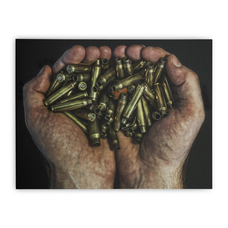 Your War. Home Stretched Canvas by