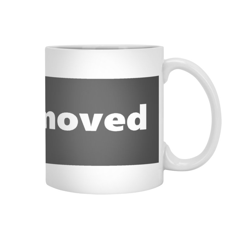 void if removed  |  logo  |  mug Accessories Mug by Extreme Toast's Artist Shop