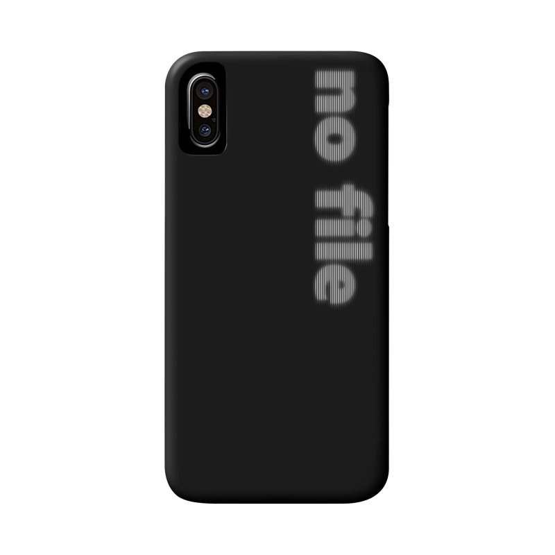 no file  |  black  |  phone Accessories Phone Case by
