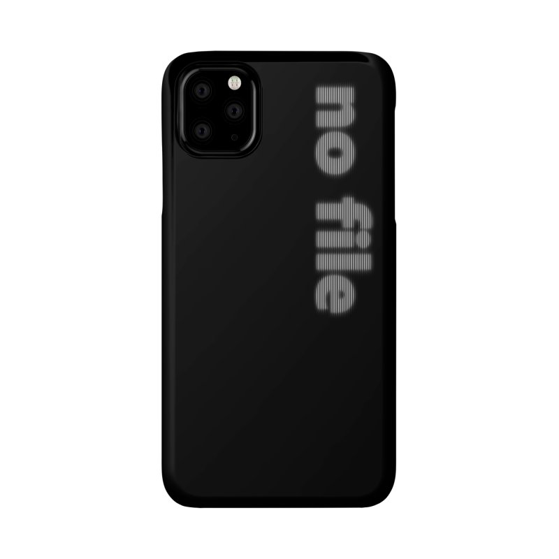 no file  |  black  |  phone Accessories Phone Case by Extreme Toast's Artist Shop