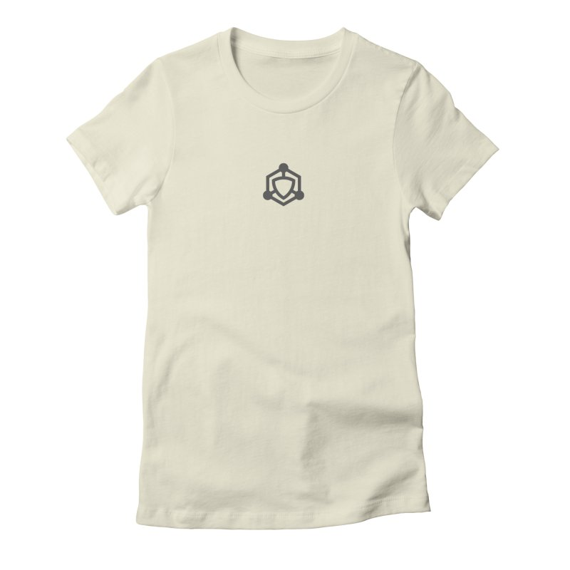primer  |  logo Women's Fitted T-Shirt by Extreme Toast's Artist Shop