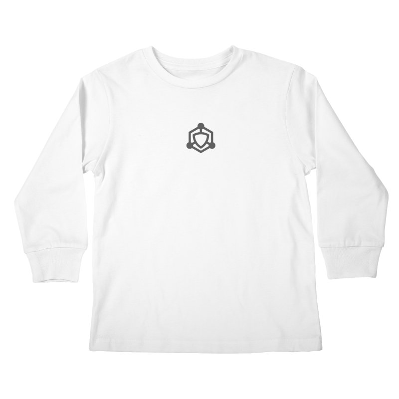 primer  |  logo Kids Longsleeve T-Shirt by Extreme Toast's Artist Shop