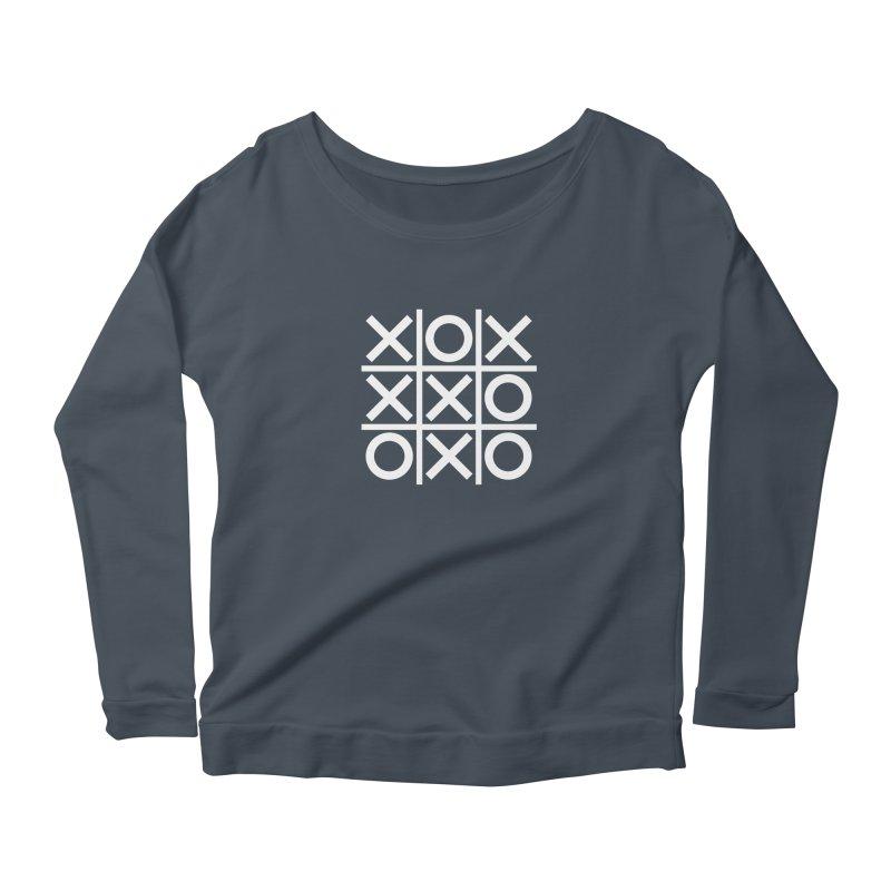 a strange game  |  logo Women's Longsleeve T-Shirt by Extreme Toast's Artist Shop