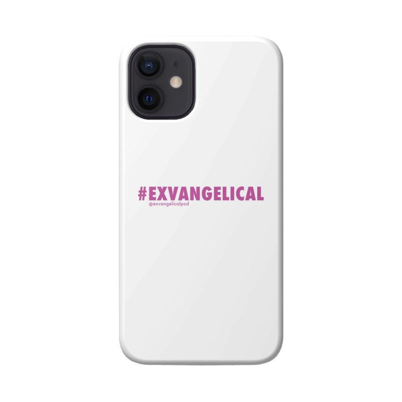 Exvangelical Classic Design Accessories Phone Case by Exvangelical Podcast Merch