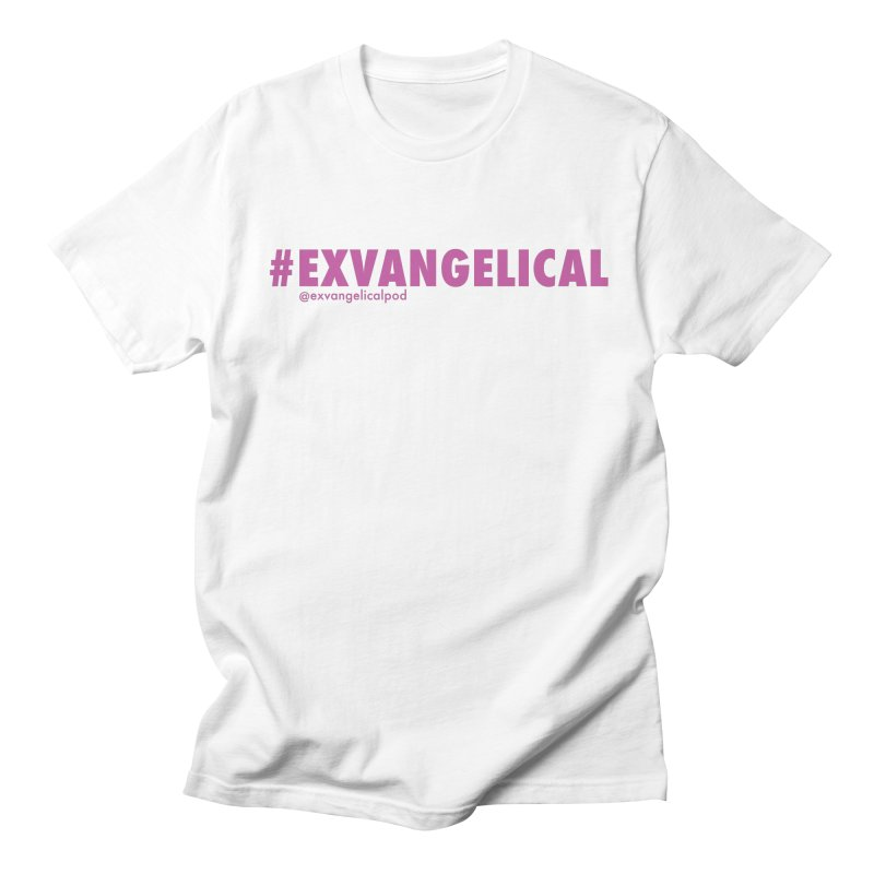 Exvangelical Classic Design Men's T-Shirt by Exvangelical Podcast Merch