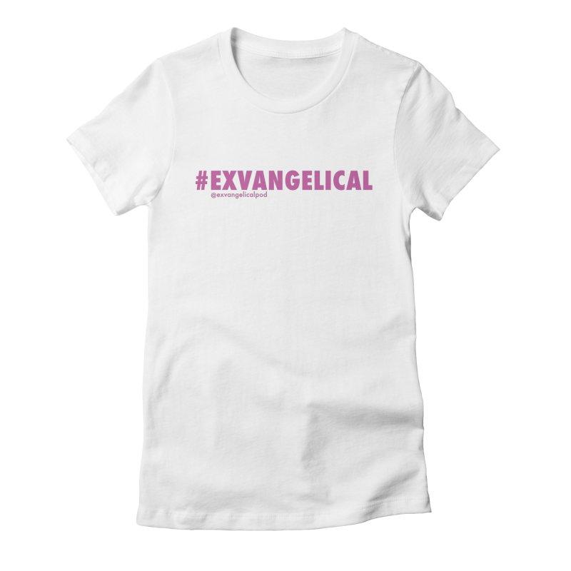 Exvangelical Classic Design Women's T-Shirt by Exvangelical Podcast Merch