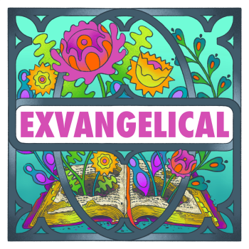 Exvangelical Podcast Merch Logo