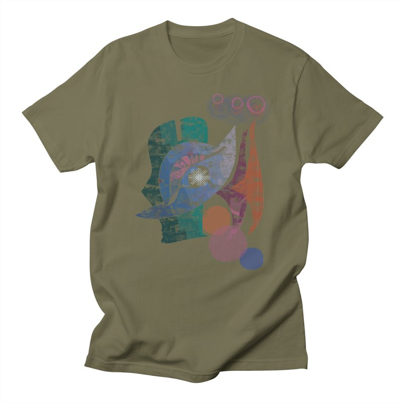 Avian Masquerade Women's Regular Unisex T-Shirt by Eyeball Girl Creative