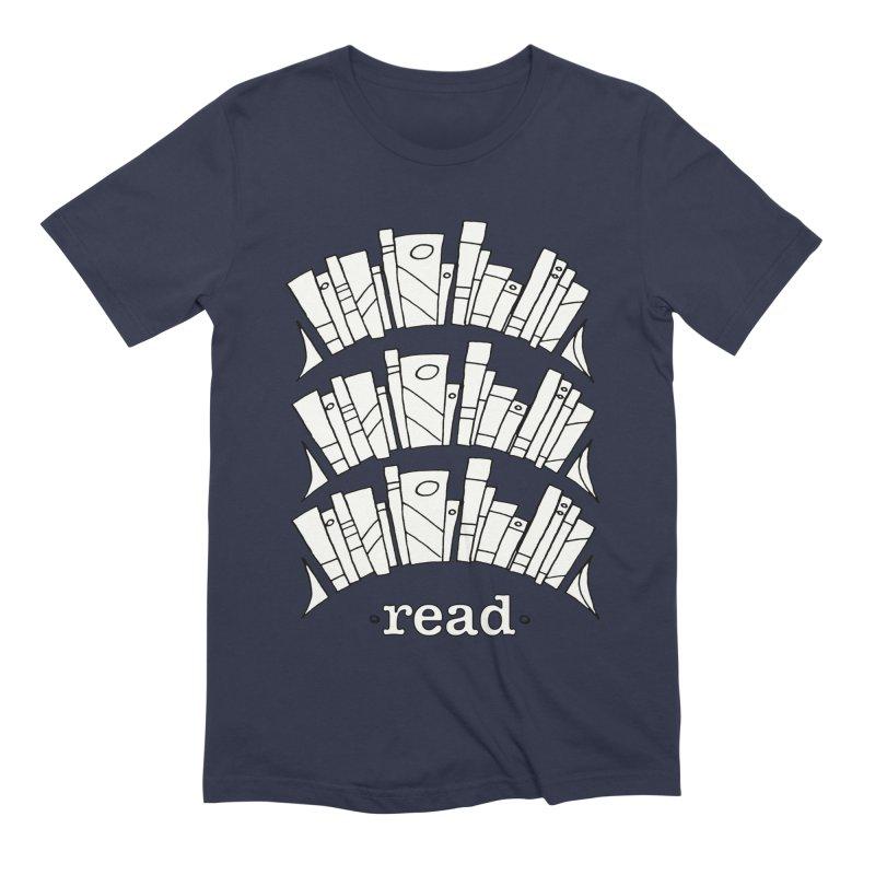 Knowledge is Power Men's T-Shirt by Eyeball Girl Creative