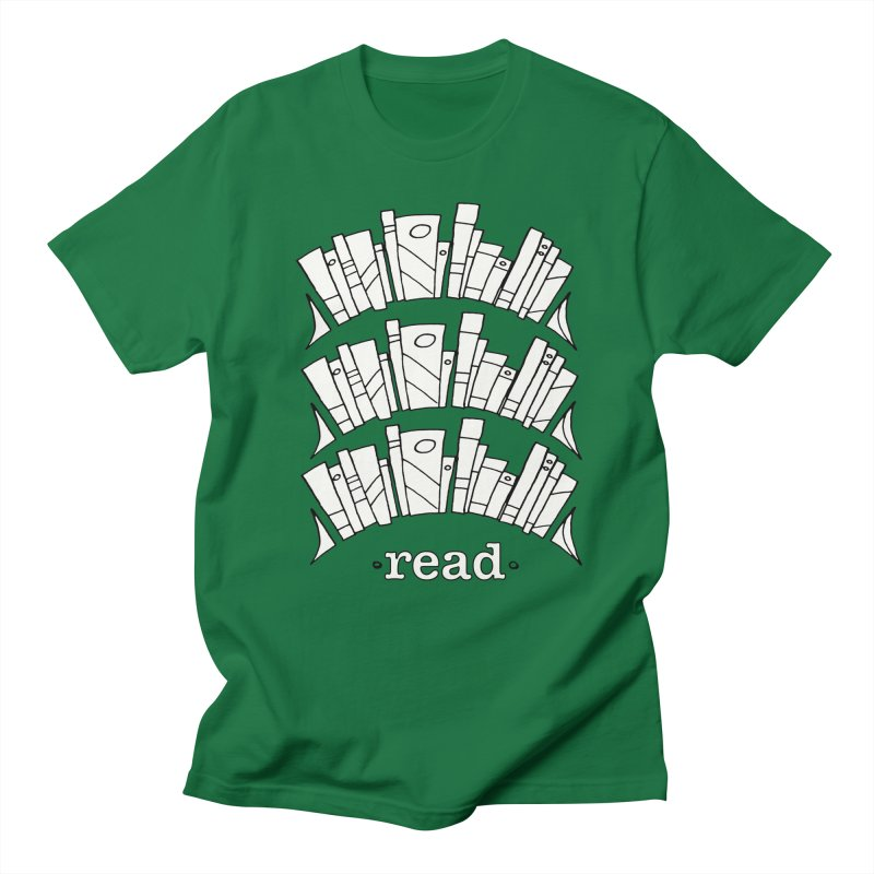 Knowledge is Power Women's Regular Unisex T-Shirt by Eyeball Girl Creative