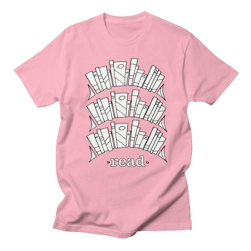Knowledge is Power Women's Regular Unisex T-Shirt by Eyeball Girl Creative