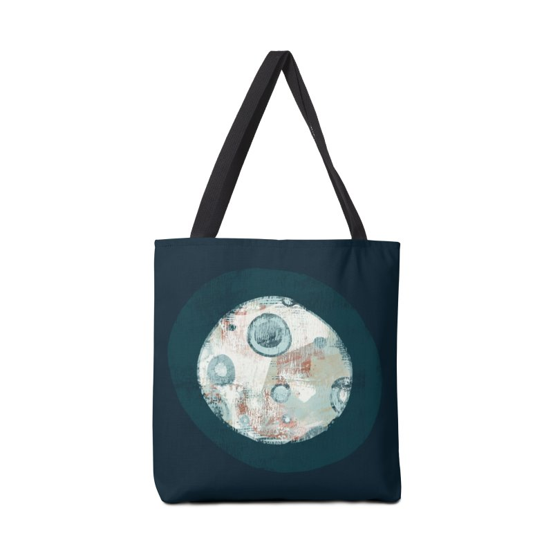 Blue Moon Accessories Tote Bag Bag by Eyeball Girl Creative