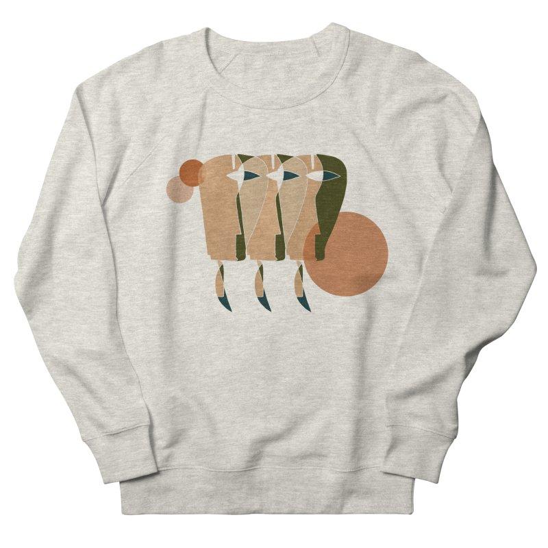 Face the Music Women's Sweatshirt by Eyeball Girl Creative