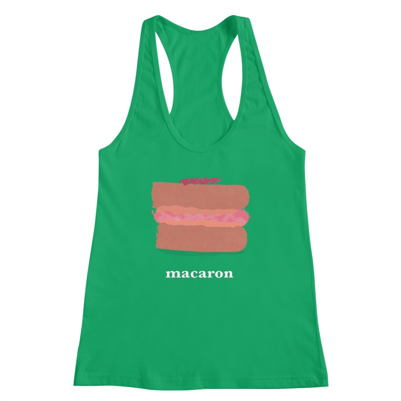 Macaron Women's Tank by Eyeball Girl Creative