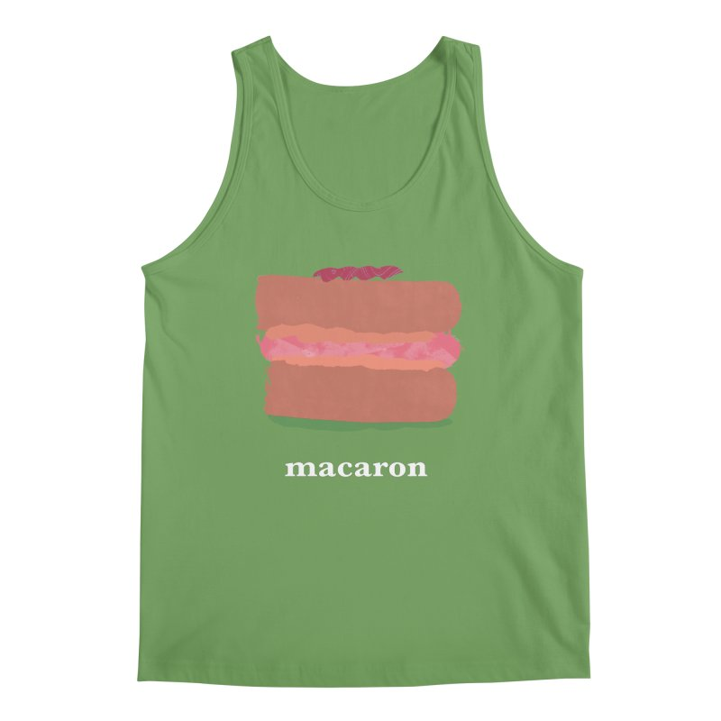 Macaron Men's Tank by Eyeball Girl Creative