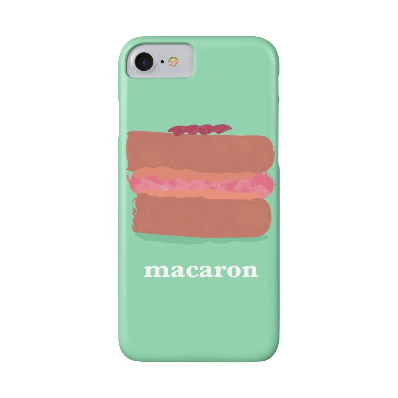 Macaron Accessories Phone Case by Eyeball Girl Creative