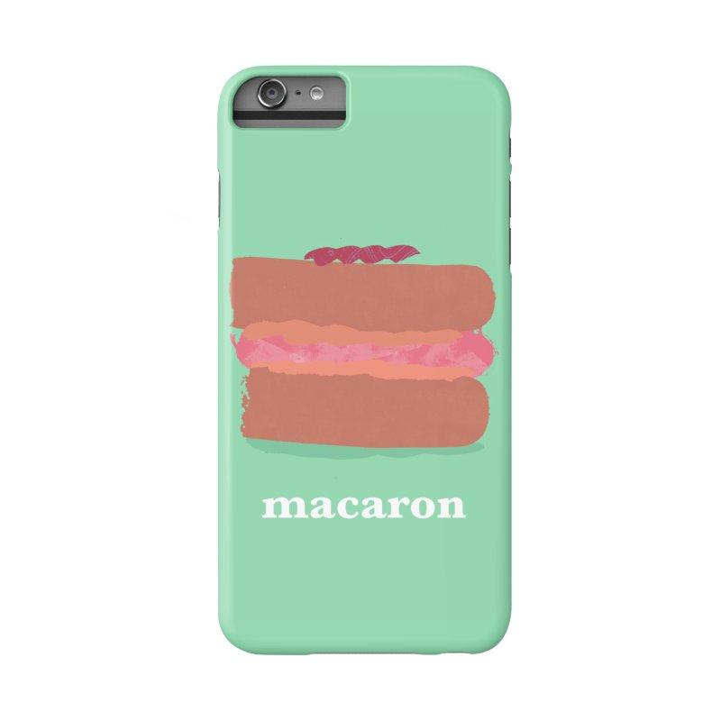 Macaron Accessories Phone Case by Eyeball Girl Creative