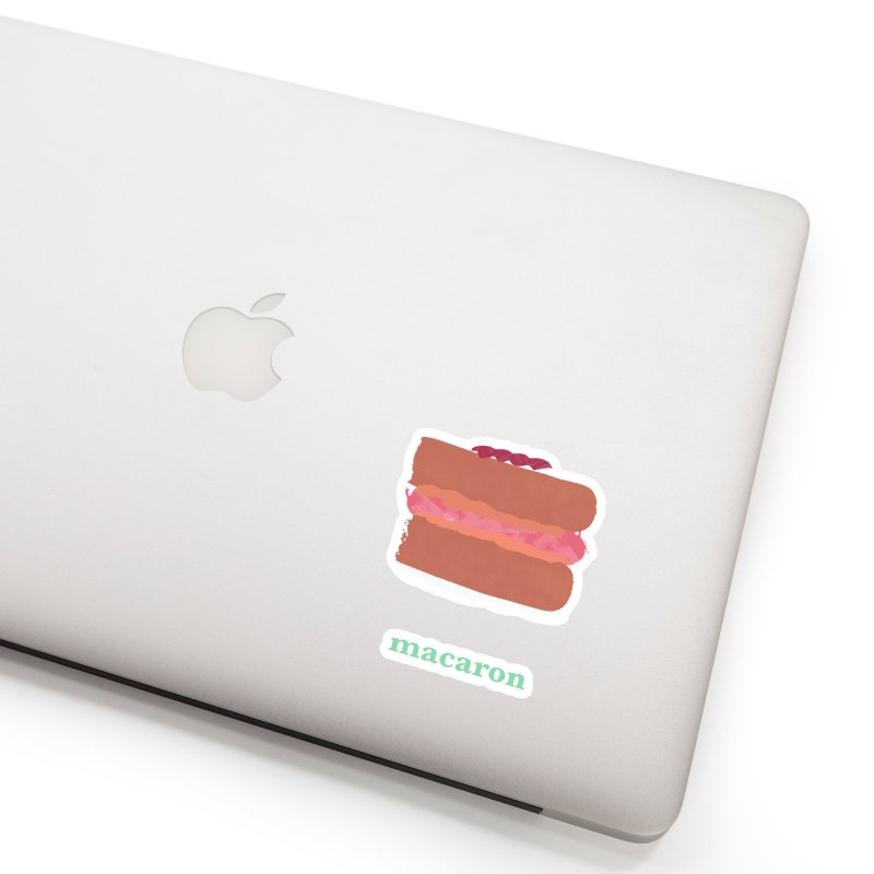Macaron Accessories Sticker by Eyeball Girl Creative