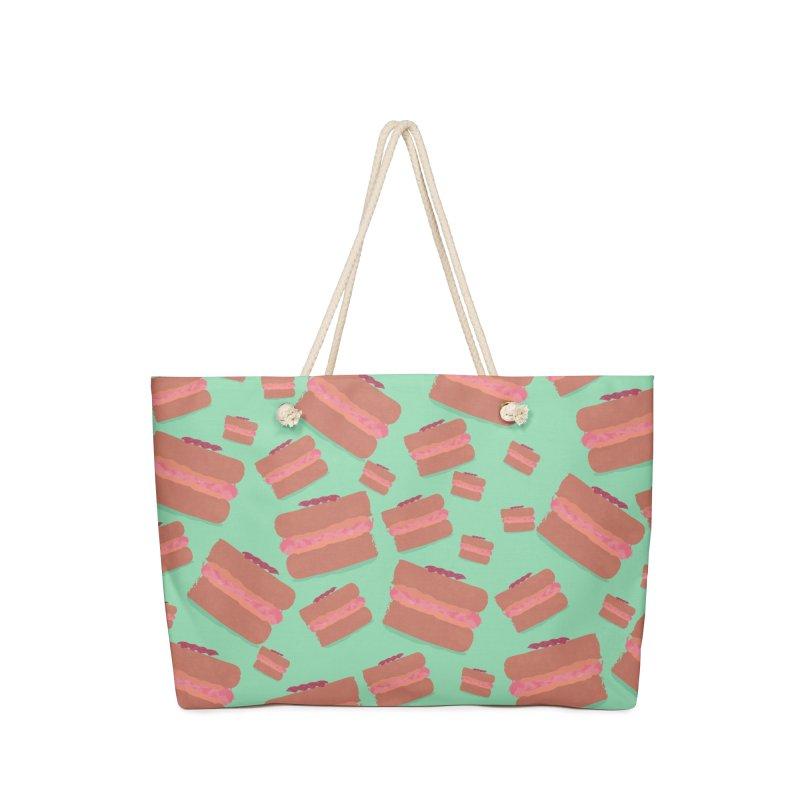 Macaron Accessories Bag by Eyeball Girl Creative