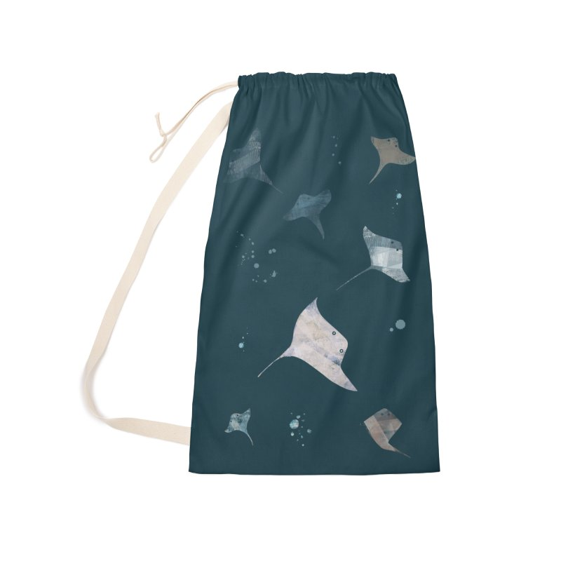 Sting//Ray Accessories Laundry Bag Bag by Eyeball Girl Creative