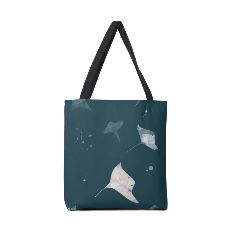 Sting//Ray Accessories Tote Bag Bag by Eyeball Girl Creative