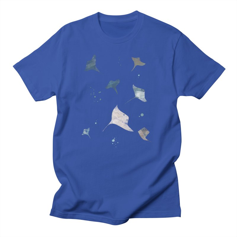 Sting//Ray Men's Regular T-Shirt by Eyeball Girl Creative