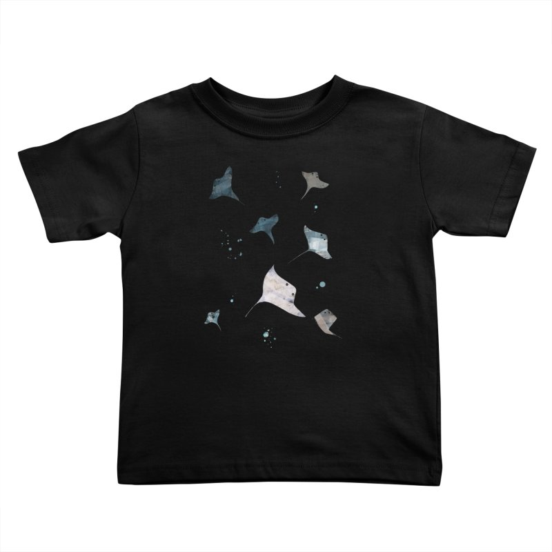 Sting//Ray Kids Toddler T-Shirt by Eyeball Girl Creative