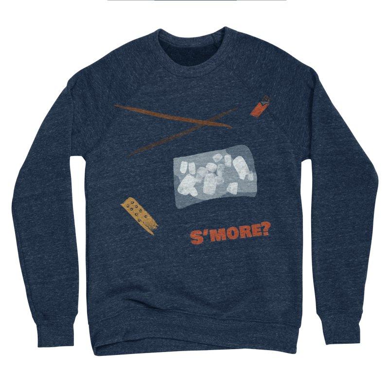 S'more? Women's Sponge Fleece Sweatshirt by Eyeball Girl Creative