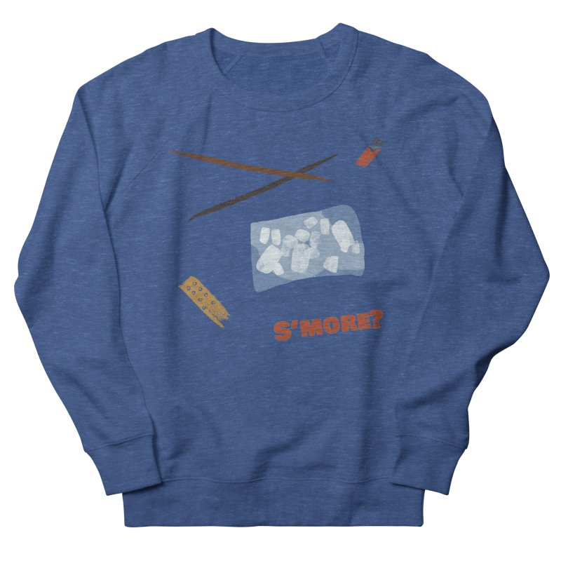 S'more? Men's Sweatshirt by Eyeball Girl Creative
