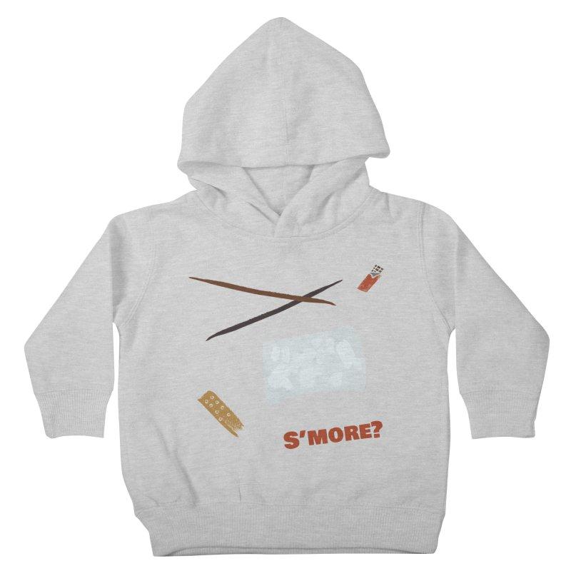 S'more? Kids Toddler Pullover Hoody by Eyeball Girl Creative