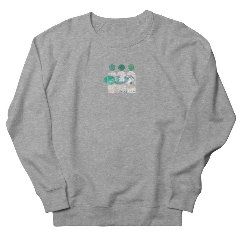 Fragrance Women's French Terry Sweatshirt by Eyeball Girl Creative