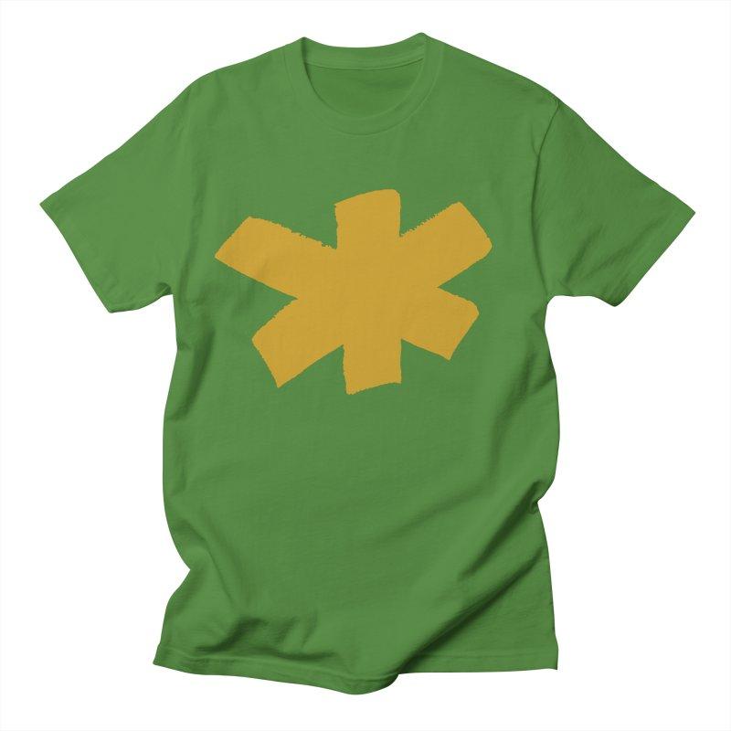 Gold Star Women's T-Shirt by Eyeball Girl Creative