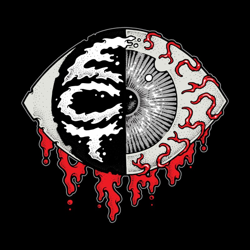 Eyeball Things Men's T-Shirt by eyecthings's Artist Shop