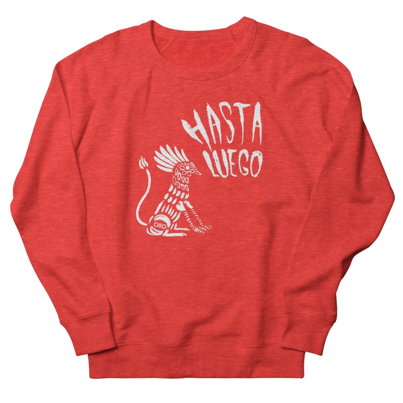 Hasta Luego Alebrije (white) Women's Sweatshirt by Threads by @eyedraugh