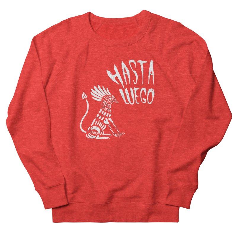 Hasta Luego Alebrije (white) Men's Sweatshirt by Threads by @eyedraugh