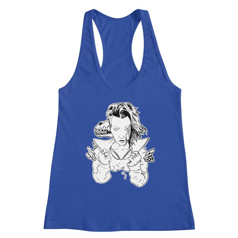 Death (October) Women's Tank by Threads by @eyedraugh