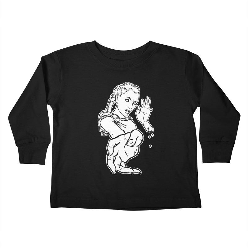 Nine (November) Kids Toddler Longsleeve T-Shirt by Threads by @eyedraugh