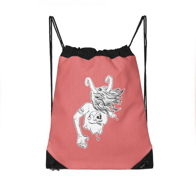 Krampus (December) Accessories Bag by Threads by @eyedraugh