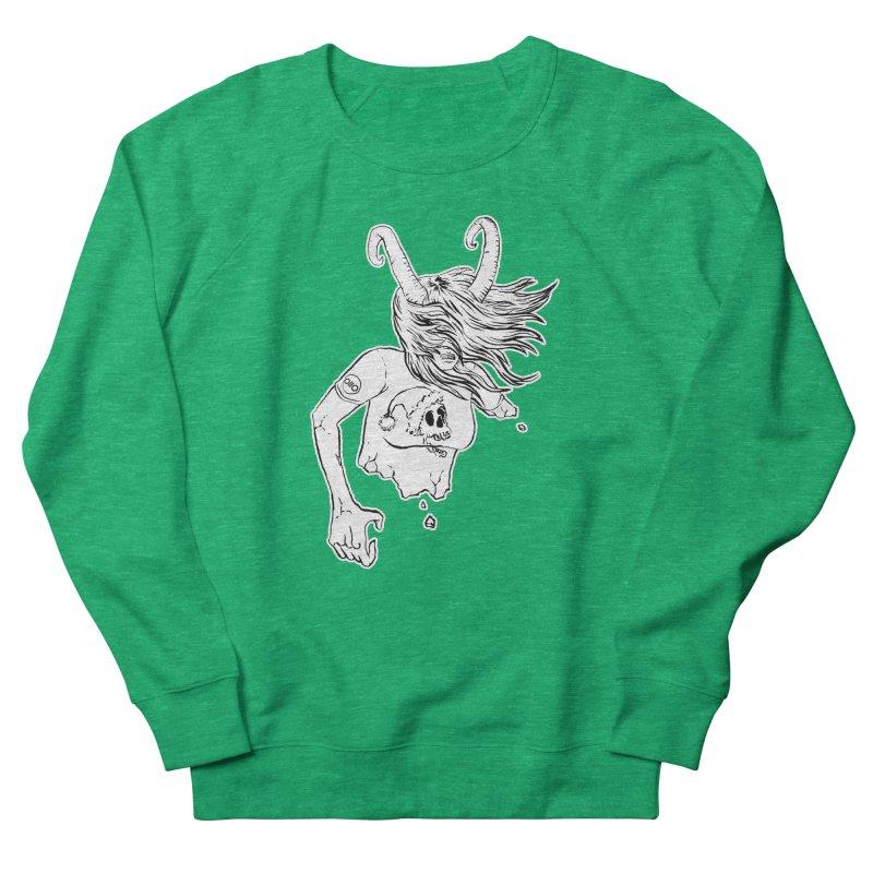 Krampus (December) Women's Sweatshirt by Threads by @eyedraugh