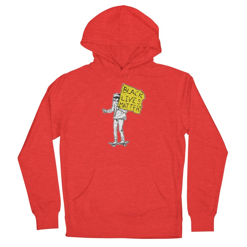 Skate for Black Lives Women's Pullover Hoody by Threads by @eyedraugh