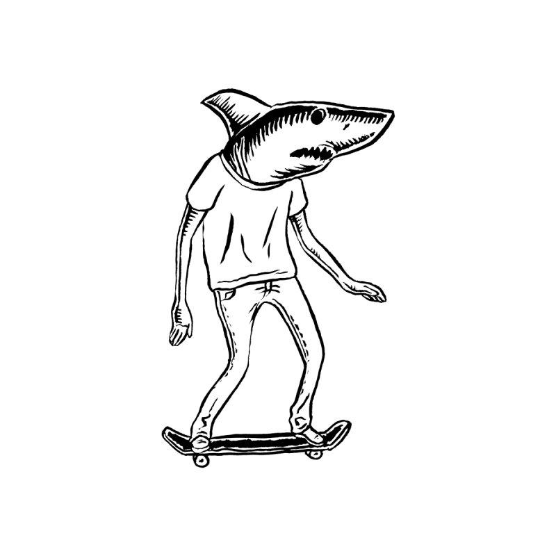 Mark the Shark by Tshirt2sday by @eyedraugh