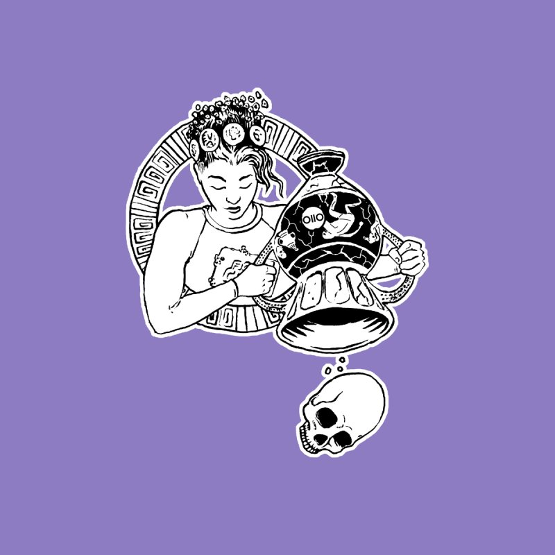 Februa (February) Women's T-Shirt by Threads by @eyedraugh