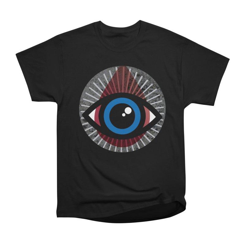 Eye for an Eye Tear Drop Women's Heavyweight Unisex T-Shirt by Eye for an Eye Merch Shop